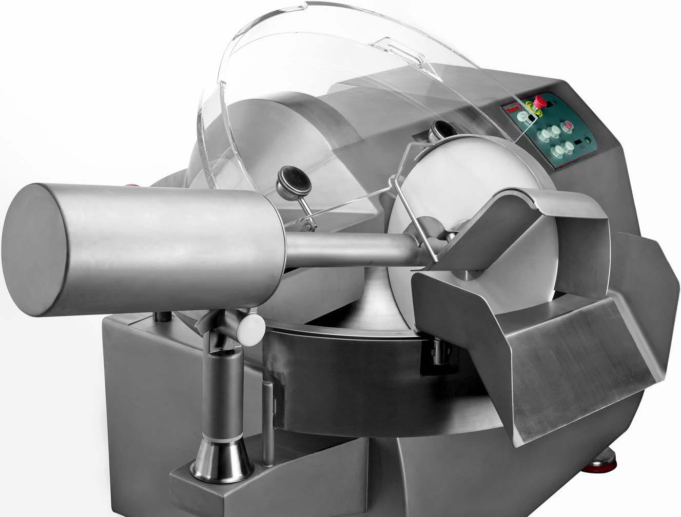 Куттер Titan Cutter 120-2