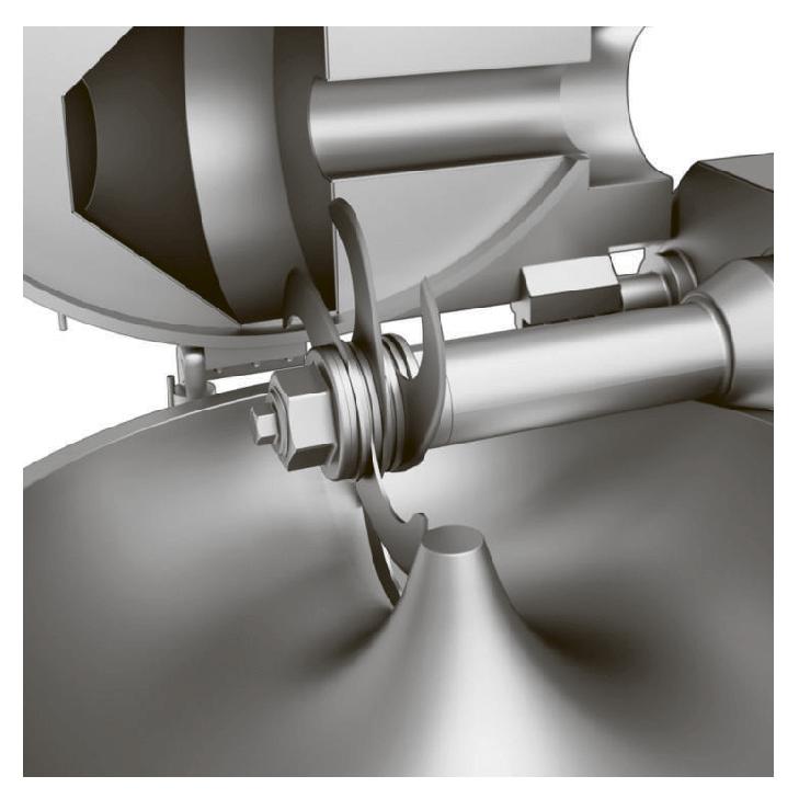 Куттер Dadaux Titan 80V фото 6