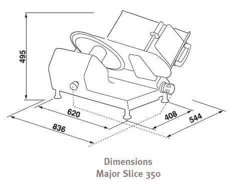 Major Slice Gravity 350