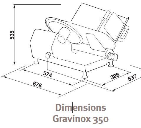 Gravinox 350