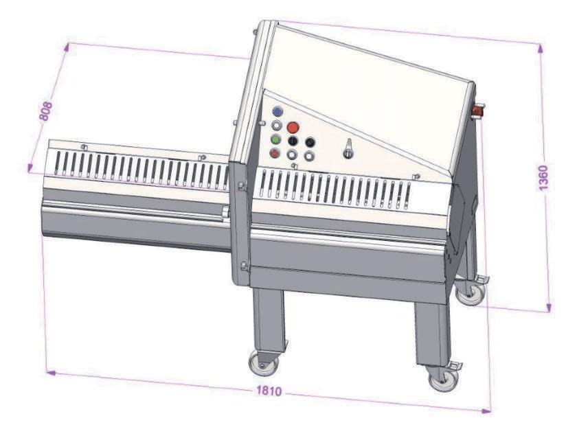 Машины для порционной нарезки Dadaux Icone 700 фото 3