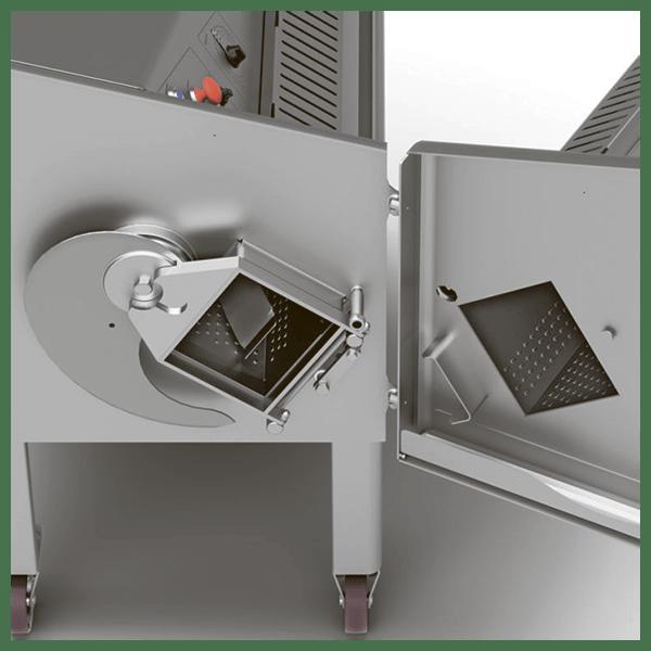 Машины для порционной нарезки Dadaux Icone 700 Bacon фото 8